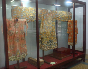 Museum of Vietnamese History in Ho Chi Minh.