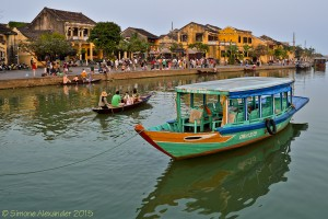 River Cruise in Hoi An