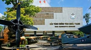 War Remnants Museum.