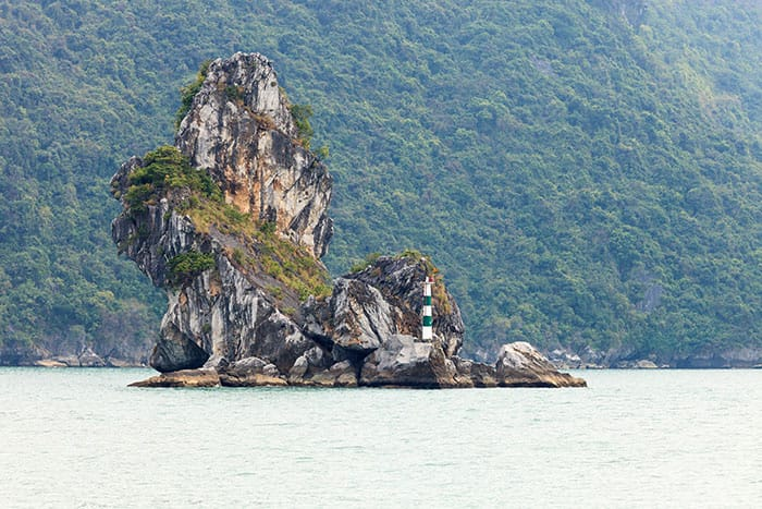 Halong Bay Seascape