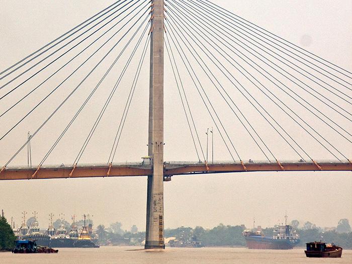 Hai Phong Bridge