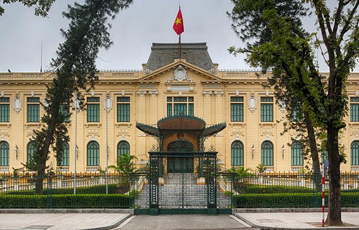 Colonial Quarter in Hai Phong