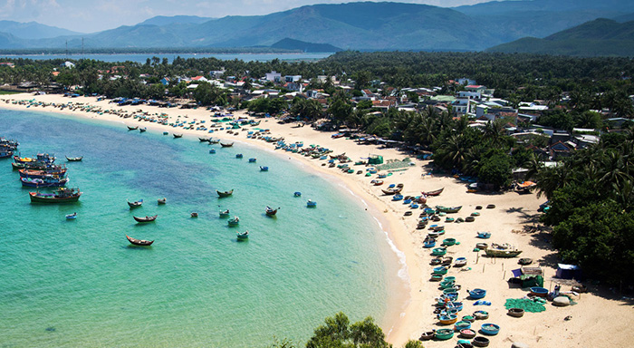 Do Son Beach near Hai Phong