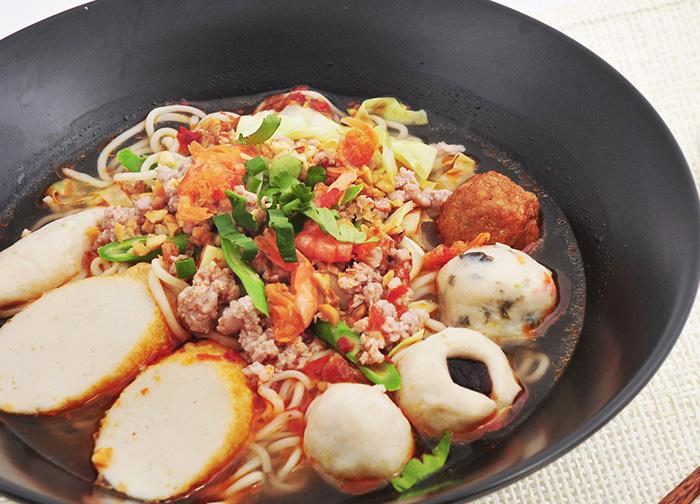 Hai Phong Fish Noodle