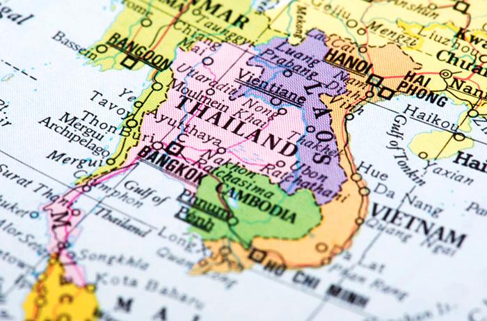 Hai Phong Regional Map
