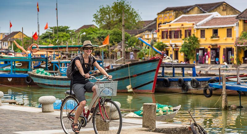 Tam Coc Easy Cycling Tour