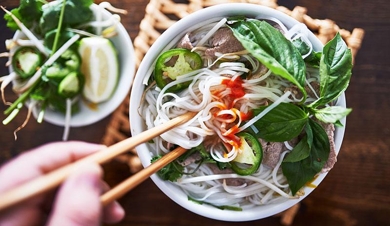 Pho (Noodle Soup)