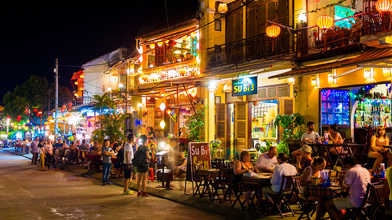 Vegetarian Restaurants in Hanoi