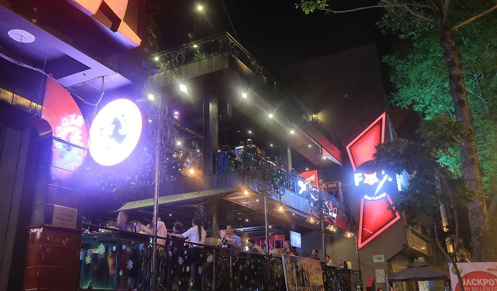 Vietnam Nightclub