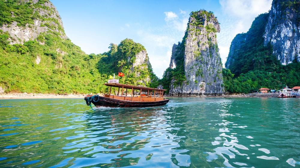 Vietnam by Boat