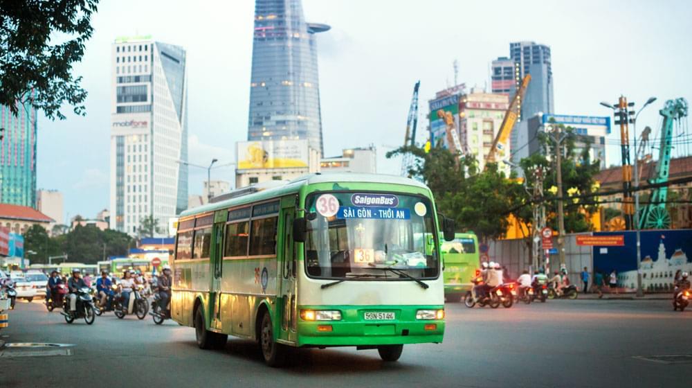 Vietnam by Bus