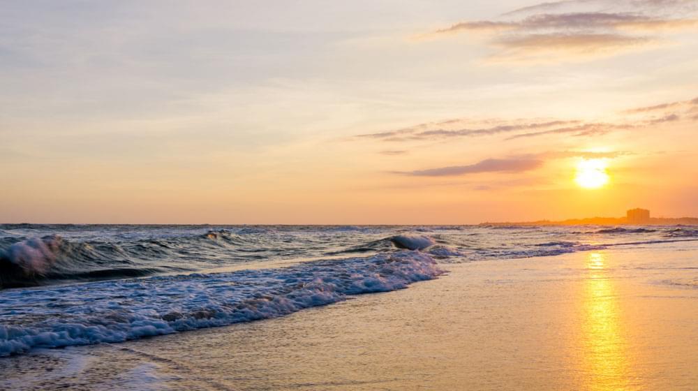 Ho Coc Beach, Ho Coc